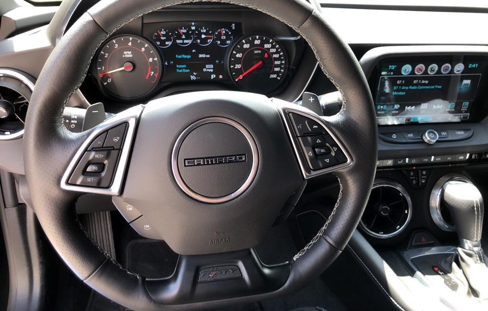 2017 Chevrolet Camaro - photo 6