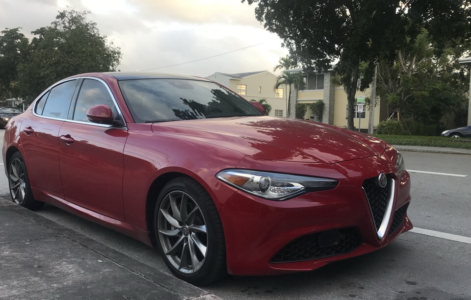 2017 Alfa Romeo Giulia - photo 0