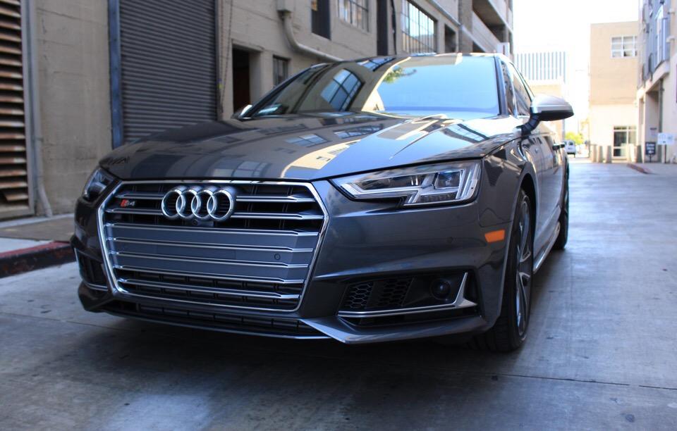 2018 Audi S4 - photo 2