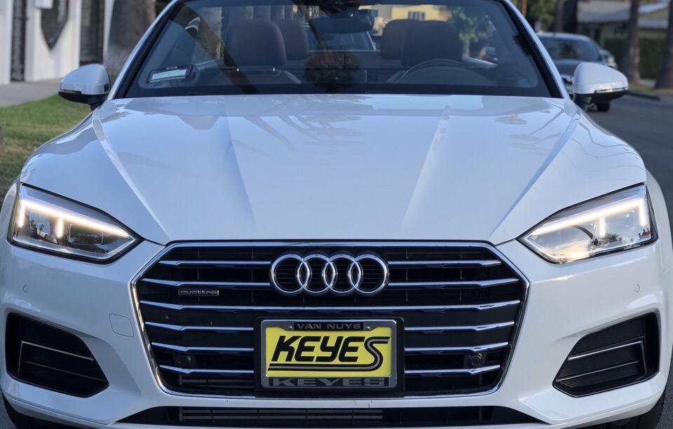 2018 Audi A5 - photo 1