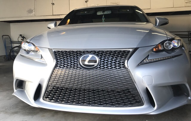 2016 Lexus IS 350 - photo 1