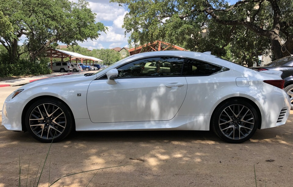 2015 Lexus RC 350 - photo 2