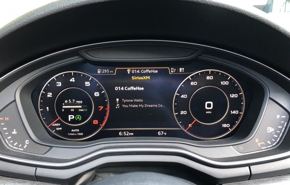2018 Audi A5 - photo 5