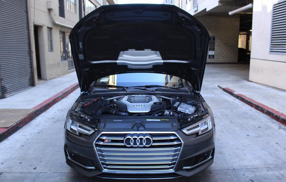 2018 Audi S4 - photo 4