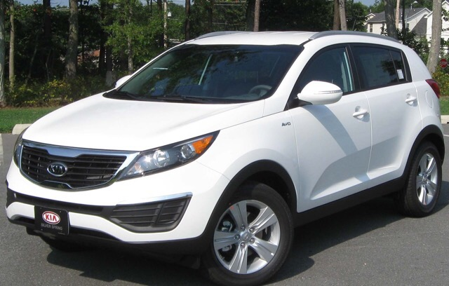 2014 Kia Sportage - photo 1