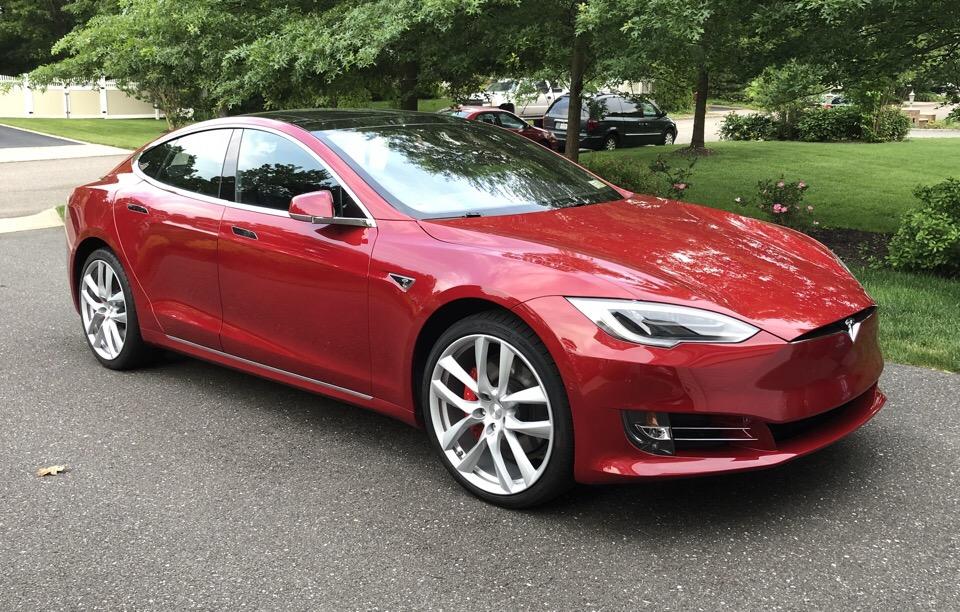 2016 Tesla Model S - photo 0