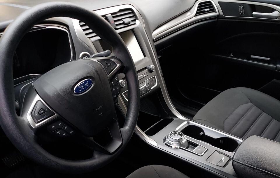2017 Ford Fusion - photo 5