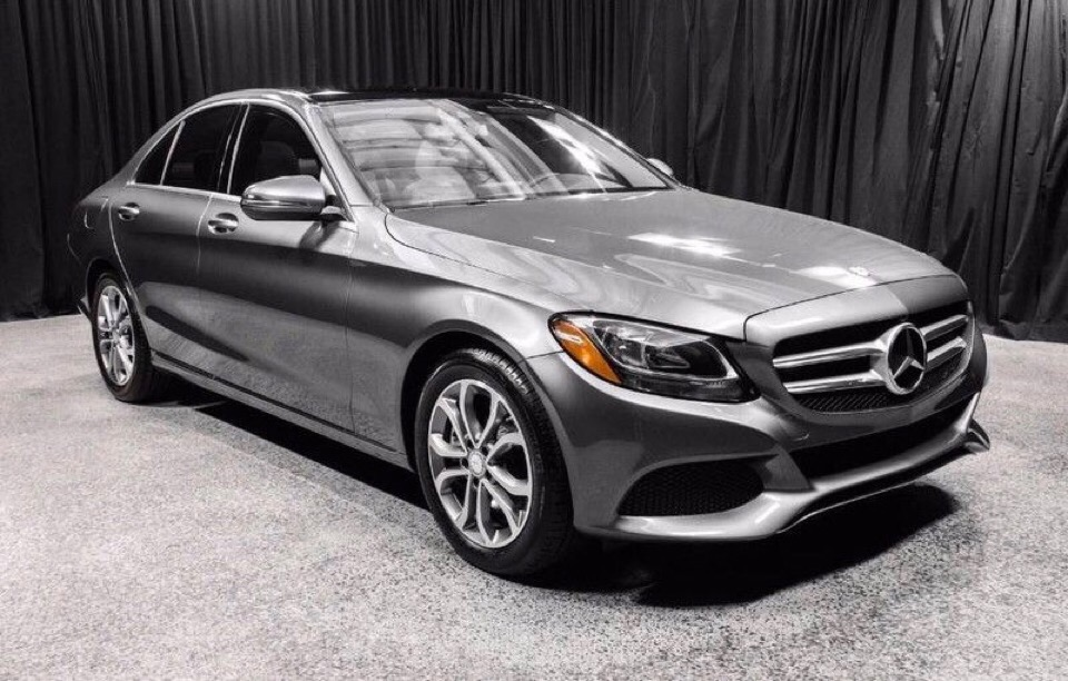 2017 Mercedes-Benz C-Class - photo 8