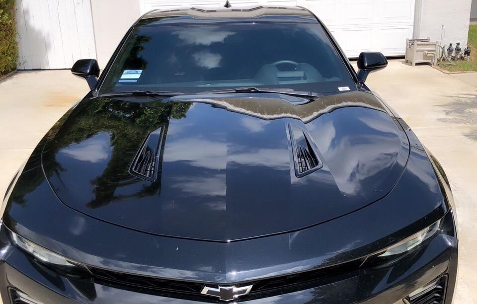 2017 Chevrolet Camaro - photo 1