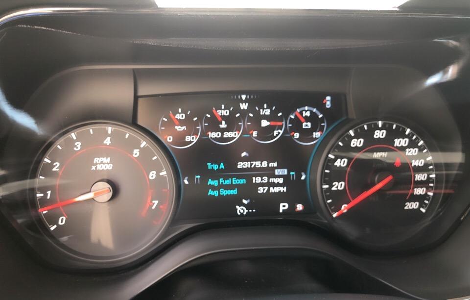 2017 Chevrolet Camaro - photo 7