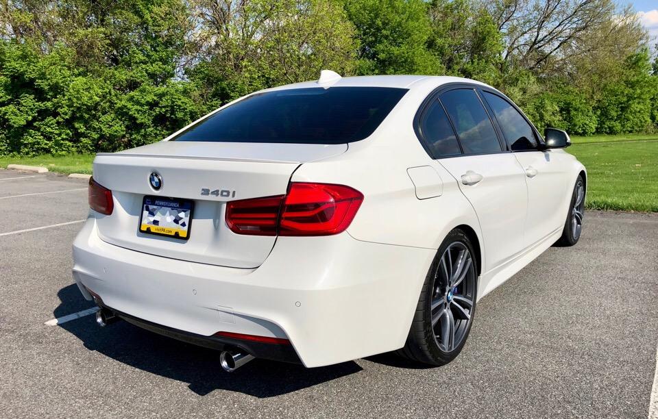 2016 BMW 3 Series - photo 5
