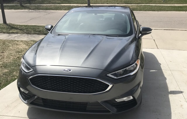 2017 Ford Fusion - photo 0