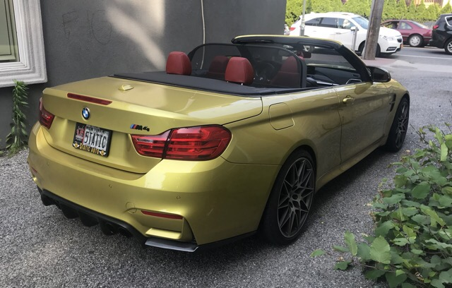2016 BMW M4 - photo 3
