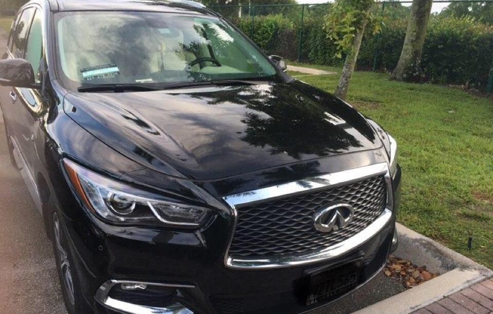 Infiniti QX60 2017 Lease Deals in Fort Lauderdale, Florida ...