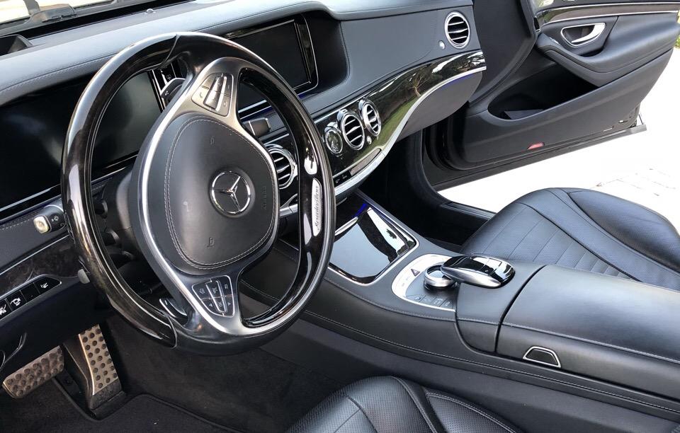 2015 Mercedes-Benz S-Class - photo 2