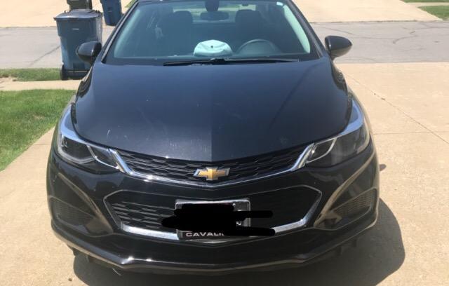 2017 Chevrolet Cruze - photo 1