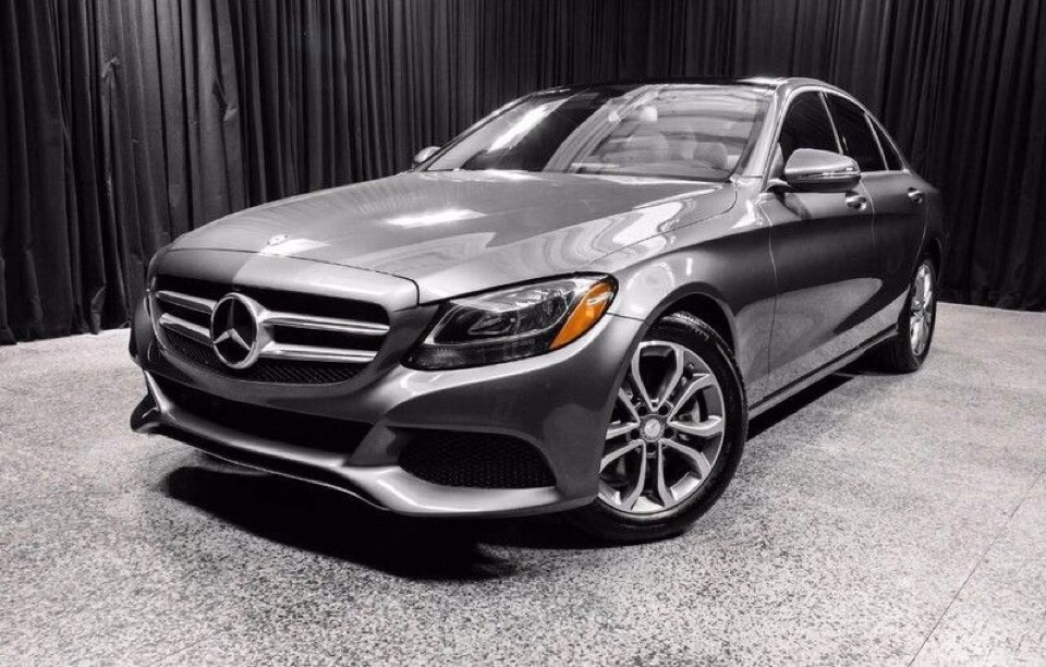 2017 Mercedes-Benz C-Class - photo 9