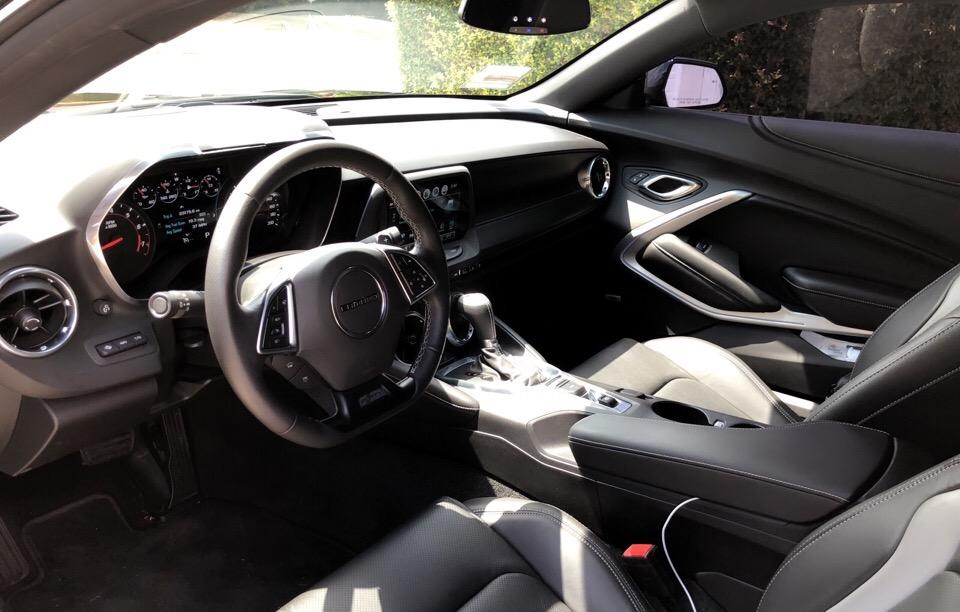 2017 Chevrolet Camaro - photo 8