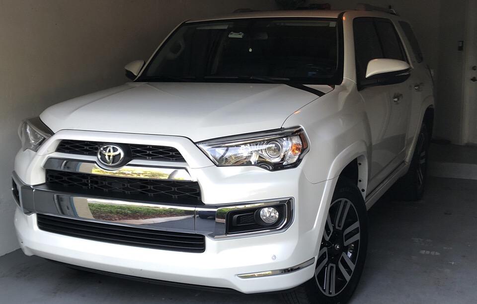 2017 Toyota 4Runner - photo 0