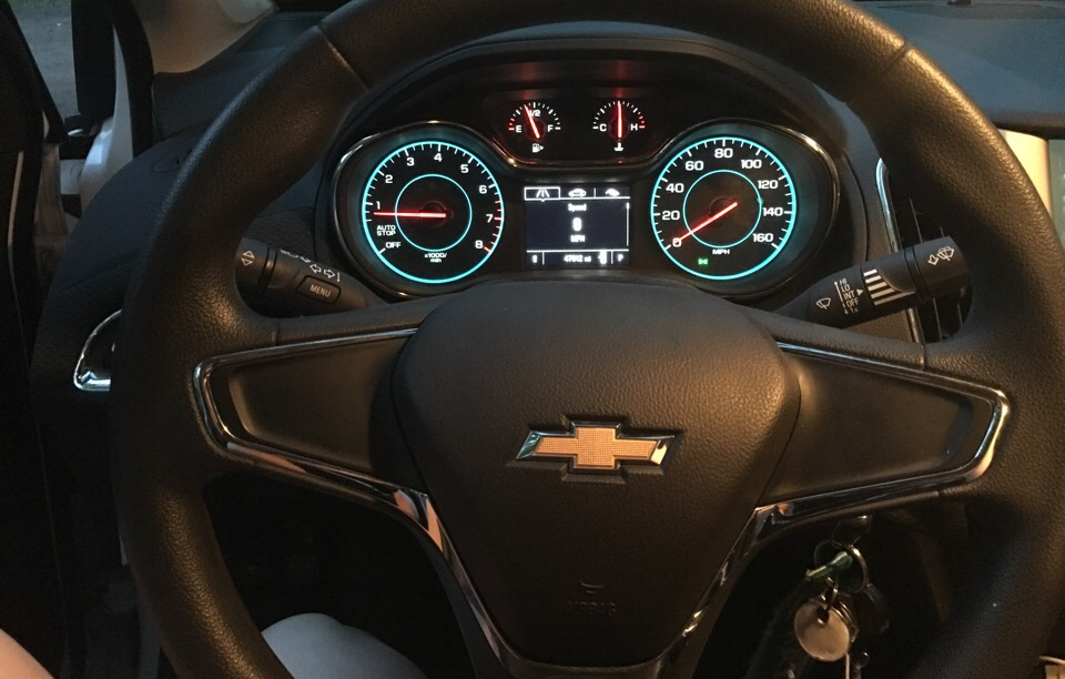 2016 Chevrolet Cruze - photo 5
