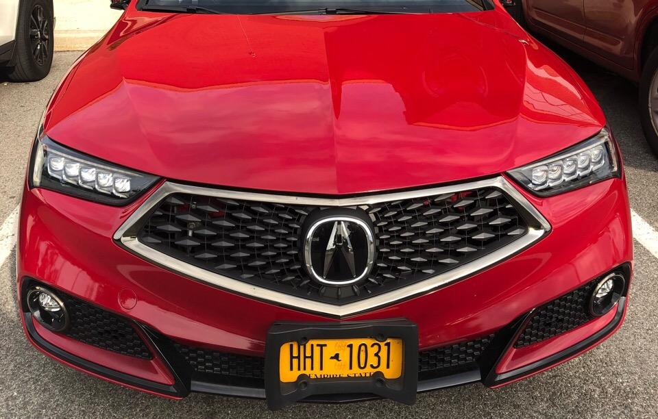 2018 Acura TLX - photo 3