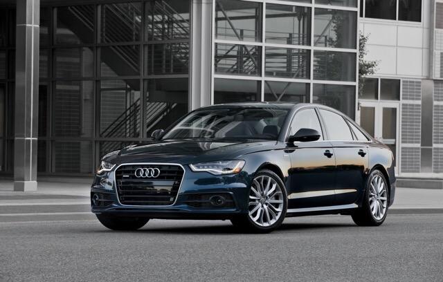 2014 Audi A6 - photo 1