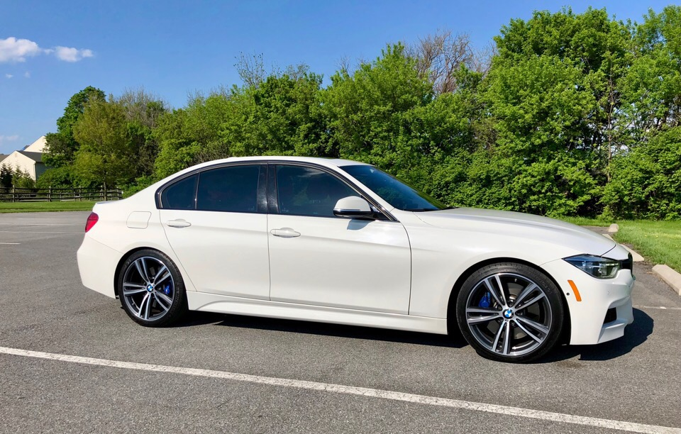 2016 BMW 3 Series - photo 4