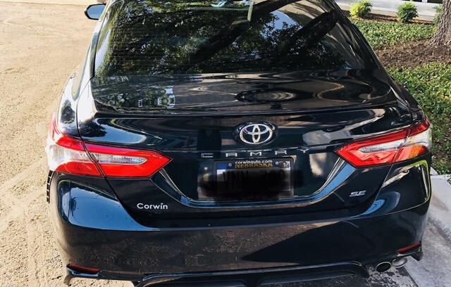 2018 Toyota Camry - photo 9