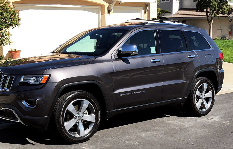 2016 Jeep Grand Cherokee - photo 0