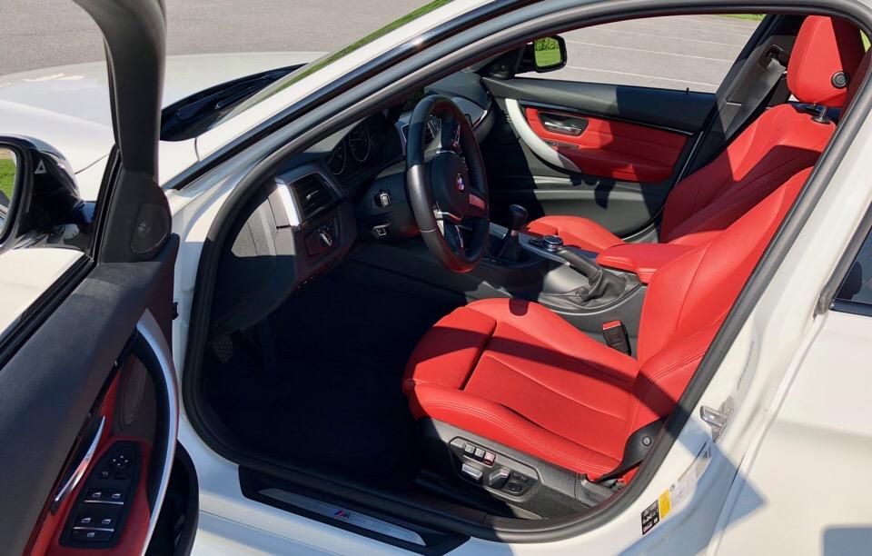 2016 BMW 3 Series - photo 8