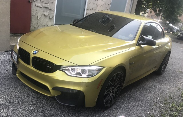 2016 BMW M4 - photo 9