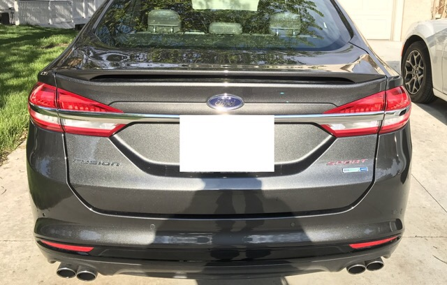 2017 Ford Fusion - photo 4