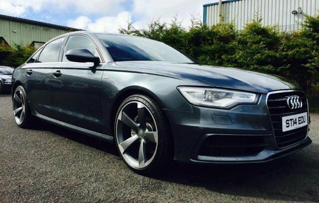 2014 Audi A6 - photo 0