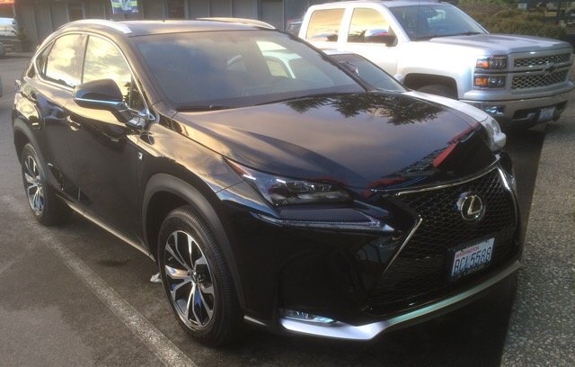 2016 Lexus NX 200t - photo 0