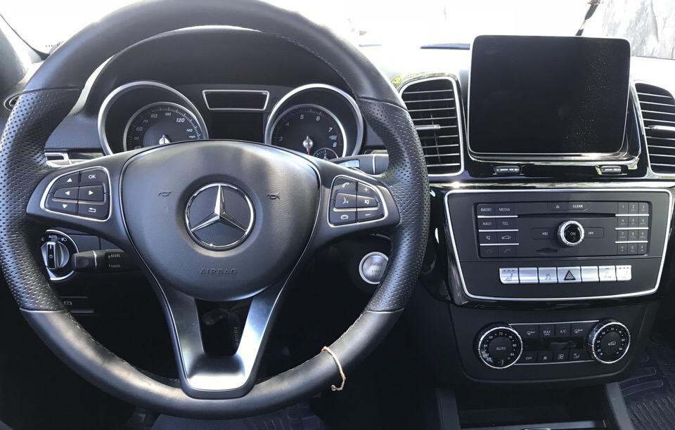 2017 Mercedes-Benz GLE - photo 2