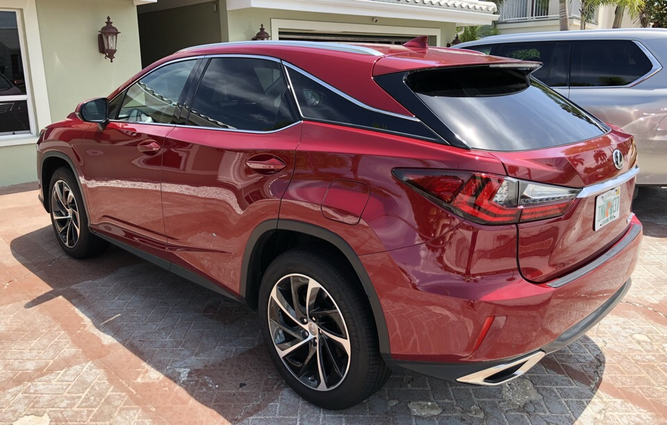 2017 Lexus RX 350 - photo 1