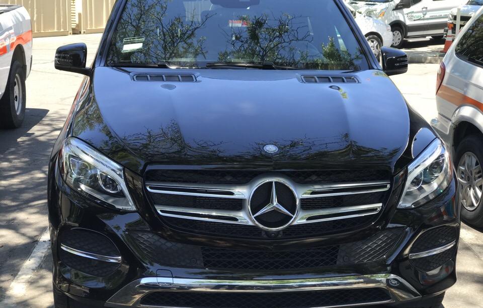 2017 Mercedes-Benz GLE - photo 0