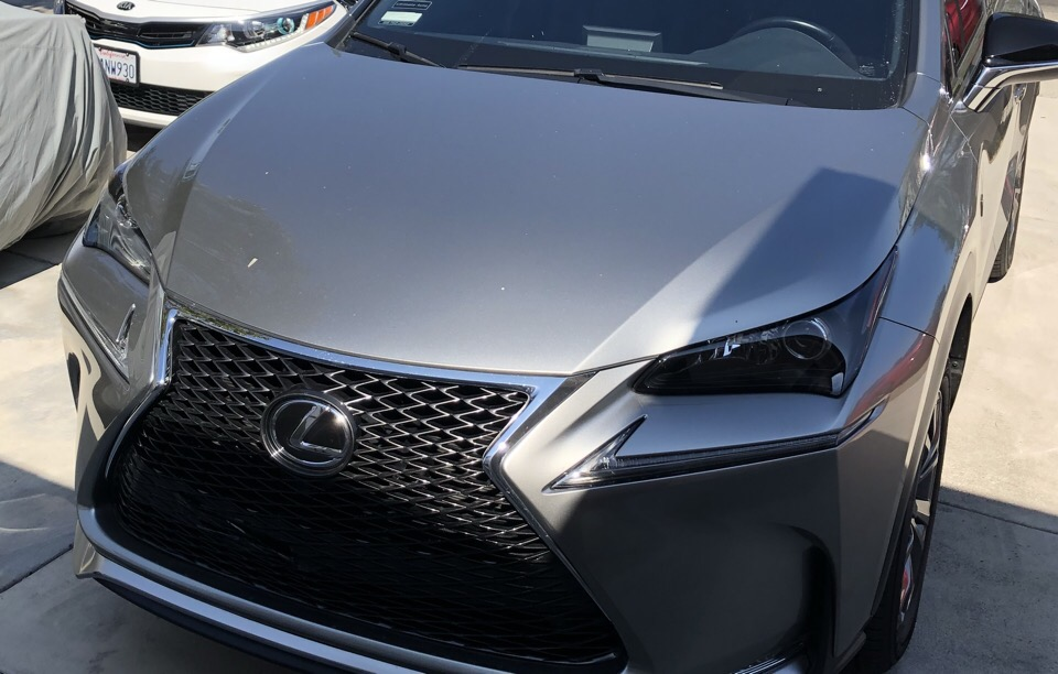 2017 Lexus NX 200t - photo 0