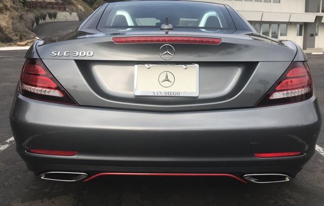 2018 Mercedes-Benz SLC - photo 4