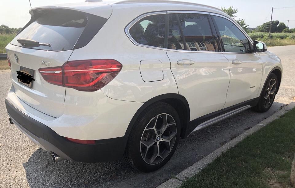 2017 BMW X1 - photo 1