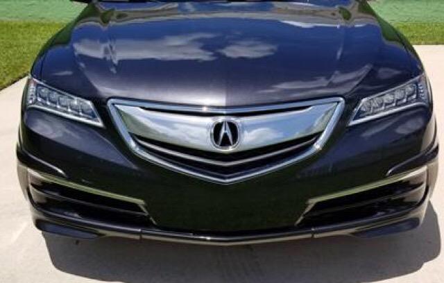2017 Acura TLX - photo 2