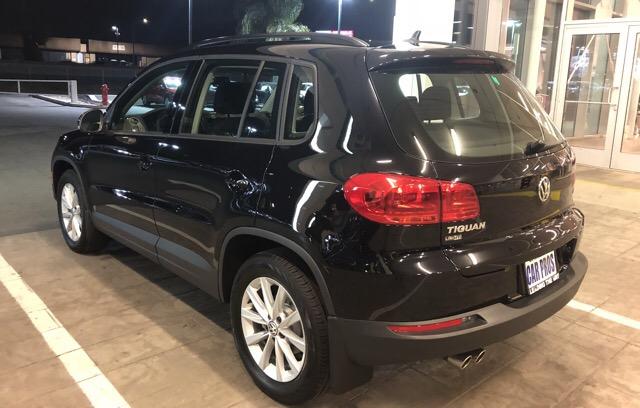 2018 Volkswagen Tiguan Limited - photo 2