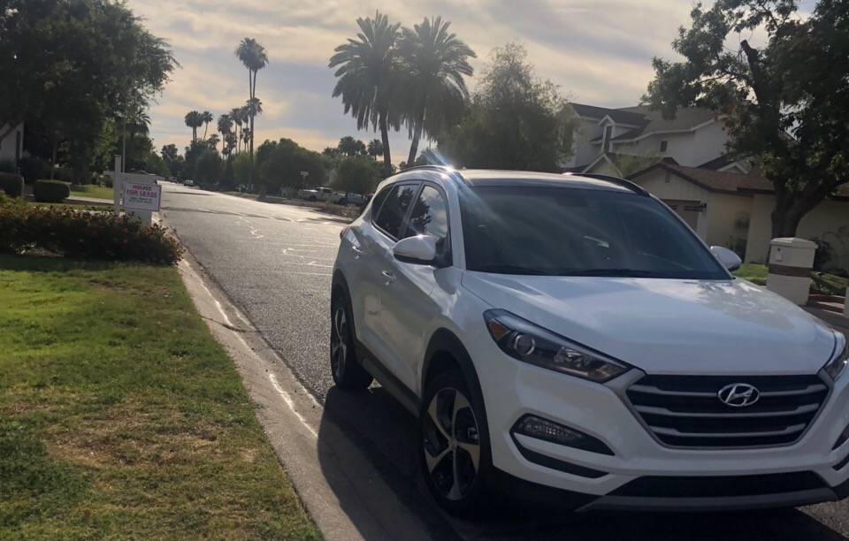 2018 Hyundai Tucson - photo 2