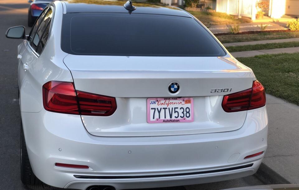 2017 BMW 3 Series - photo 3
