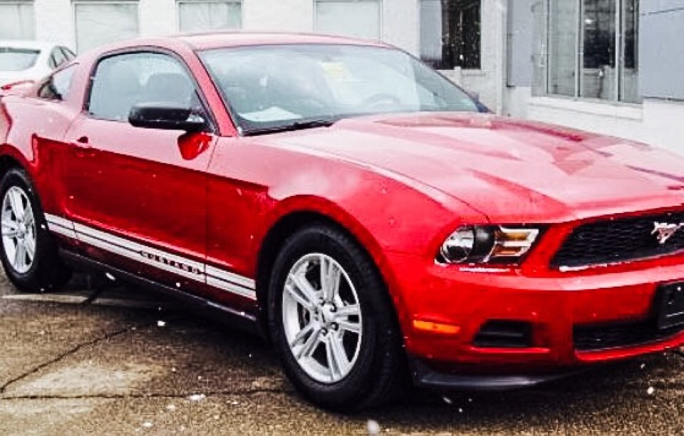 2012 Ford Mustang - photo 0