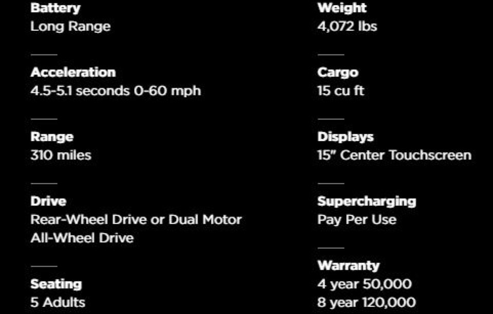 2018 Tesla Model 3 - photo 3