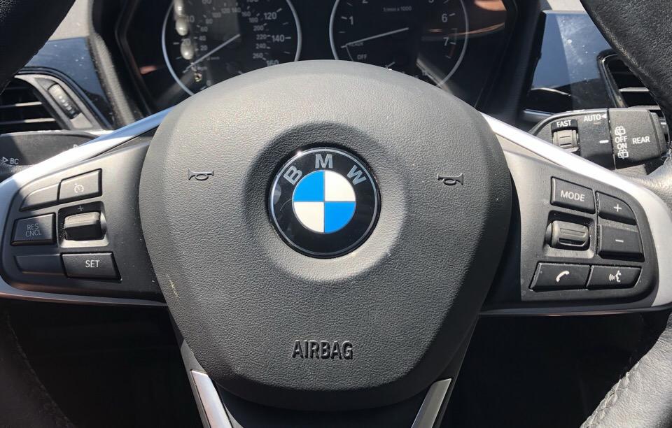 2017 BMW X1 - photo 9