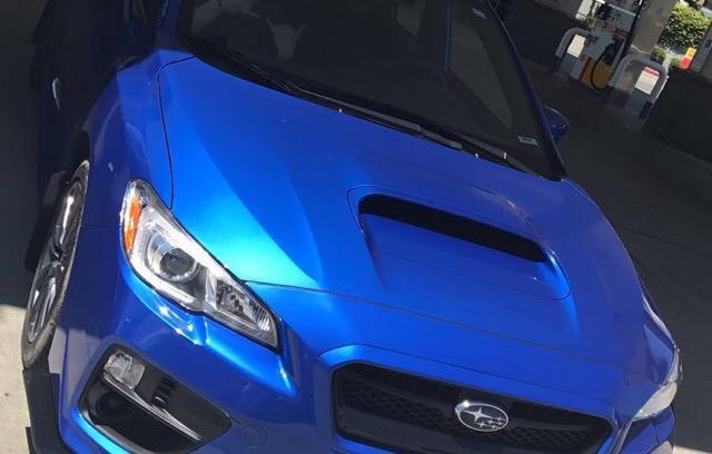 2017 Subaru WRX - photo 4