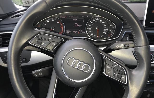 2017 Audi A4 - photo 4