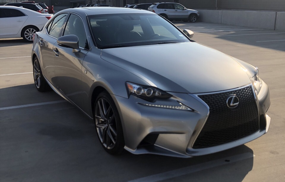 2016 Lexus IS 200t - photo 4